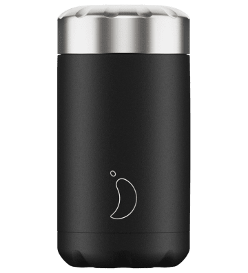 Lunchbox Black - 500ml Chilly'S Bottle - 1