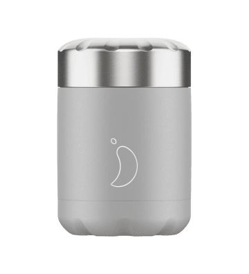 Lunchbox Grey - 300ml Chilly'S Bottle - 1