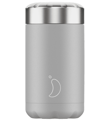 Lunchbox Grey - 500ml Chilly'S Bottle - 1