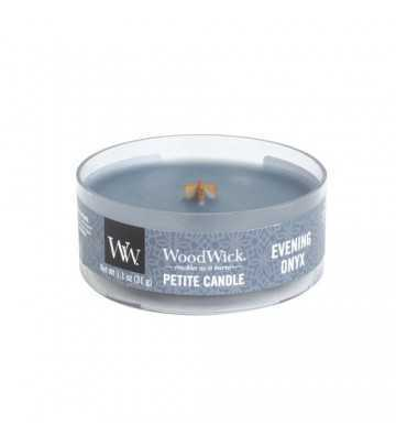 Nuit d'Onyx - Petite Candle Wood Wick - 1