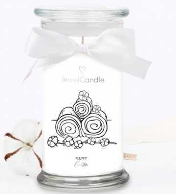 Fluffy Cotton - Bougie-Bijou avec Bague Jewel Candle - 1