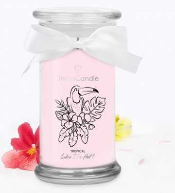 Tropical Like It's Hot - Bougie-Bijou avec Bracelet Jewel Candle - 1