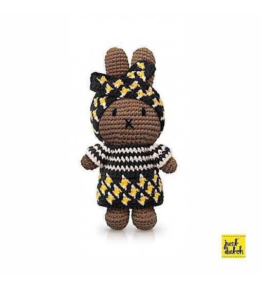 Peluche Miffy Africaine