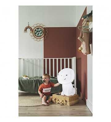 Veilleuse et enceinte Lion Hakuna Atelier Pierre - 3