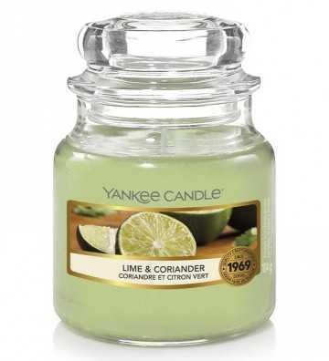 Coriandre et Citron Vert - Petite Jarre Yankee Candle - 1