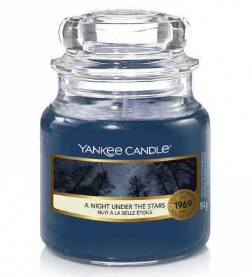 Nuit à la Belle Étoile - Petite Jarre Yankee Candle - 1