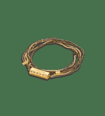 Bracelet Multi cordons...