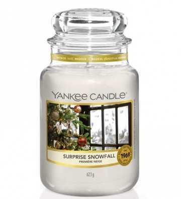 Première Neige - Grande Jarre Yankee Candle - 1