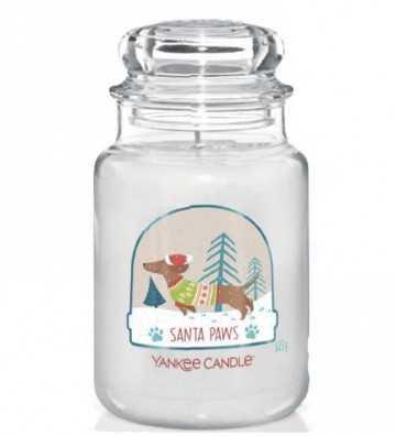 Santa Paws - Grande Jarre Yankee Candle - 1