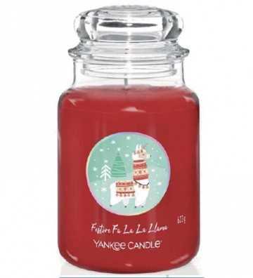 Fa La La Lama - Grande Jarre Yankee Candle - 1