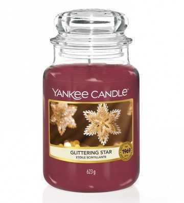 Étoile Scintillante - Grande Jarre Yankee Candle - 1