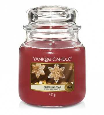 Étoile Scintillante - Moyenne Jarre Yankee Candle - 1