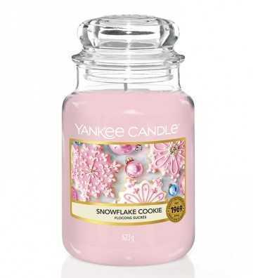 Flocons Sucrés - Grande Jarre Yankee Candle - 1