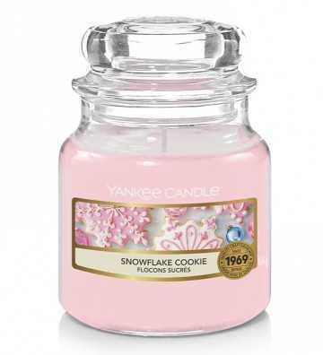 Flocons Sucrés - Petite Jarre Yankee Candle - 1
