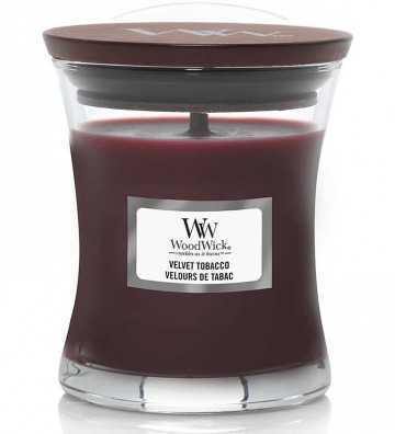 Velours de Tabac - Petite Jarre Wood Wick - 1
