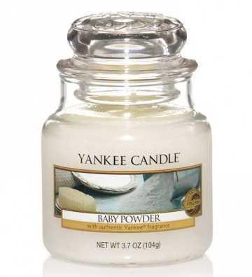 Talc Bébé - Petite Jarre Yankee Candle - 1