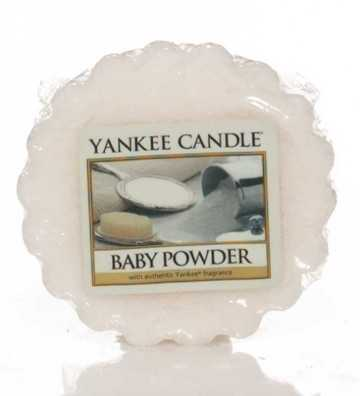 Talc Bébé - Tartelette Yankee Candle - 1