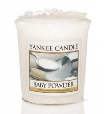 Talc Bébé - Votive Yankee Candle - 1