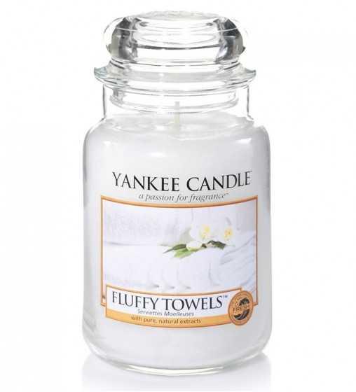 Serviettes Moelleuses - Grande Jarre Yankee Candle - 1