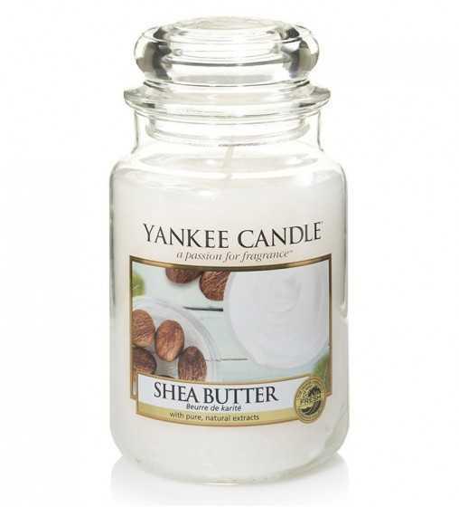 Beurre de Karité - Grande Jarre Yankee Candle - 1