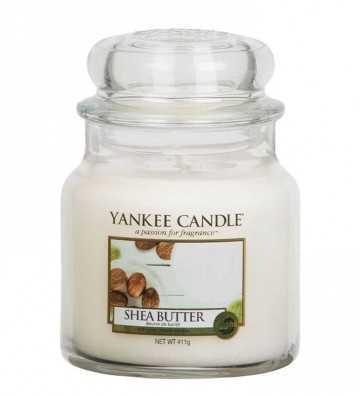 Beurre de Karité - Moyenne Jarre Yankee Candle - 1