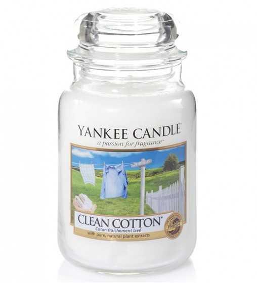 Coton Frais - Grande Jarre Yankee Candle - 1