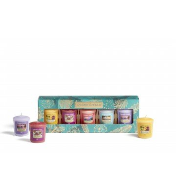 Coffret 5 Votives SS21