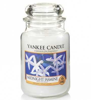 Jasmin de minuit - Grande Jarre Yankee Candle - 1