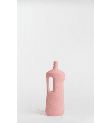 Vase porcelaine blush -16