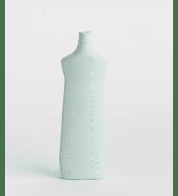 Vase Porcelaine mint -1