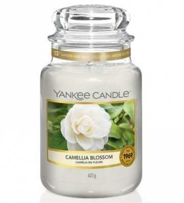 Camélia en Fleurs - Grande Jarre Yankee Candle - 1