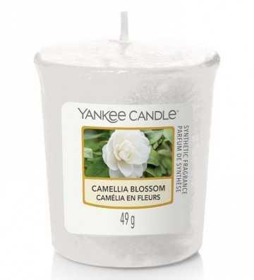 Camélia en Fleurs - Votive Yankee Candle - 1