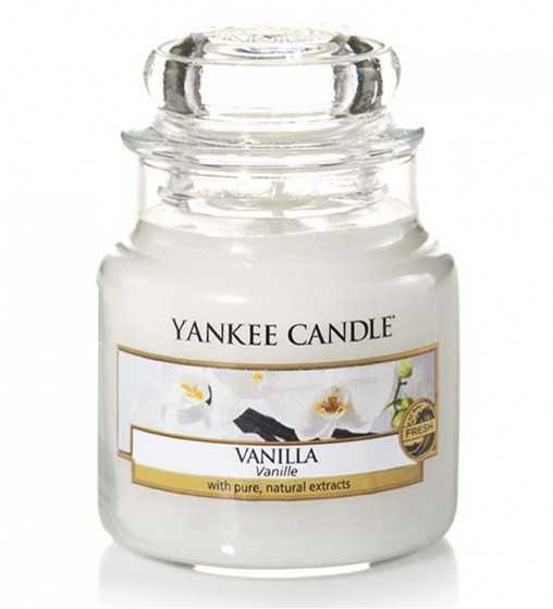 Vanille - Petite Jarre Yankee Candle - 1