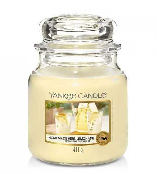 Limonade aux herbes - Moyenne Jarre Yankee Candle - 1