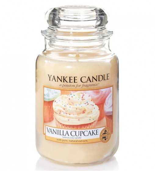 Gâteau à la vanille - Grande Jarre Yankee Candle - 1