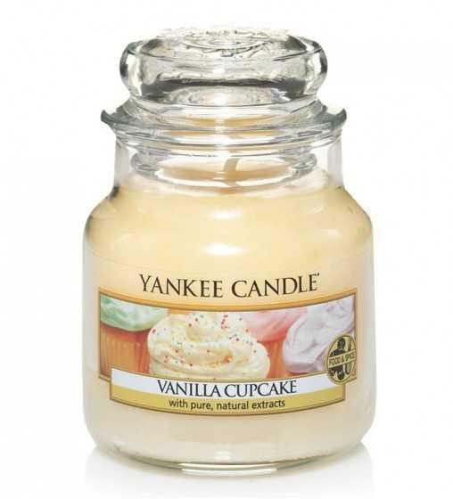 Gâteau à la vanille - Petite Jarre Yankee Candle - 1