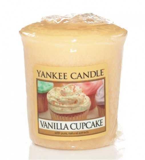 Gâteau à la vanille - Votive Yankee Candle - 1