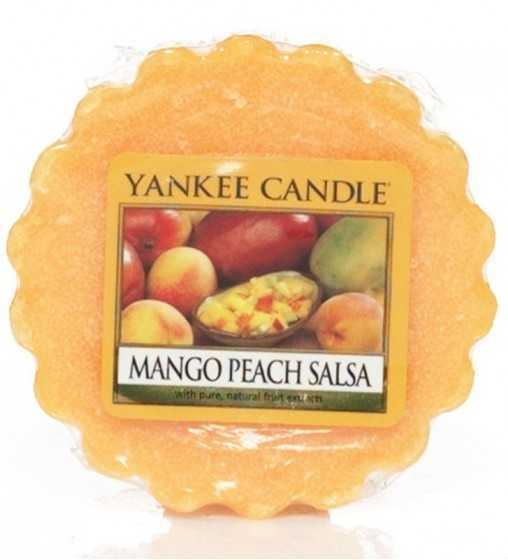 Mangue et Pêche - Tartelette Yankee Candle - 1