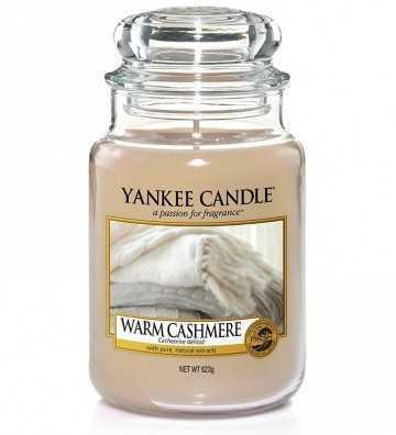 Cachemire Délicat - Grande Jarre Yankee Candle - 1