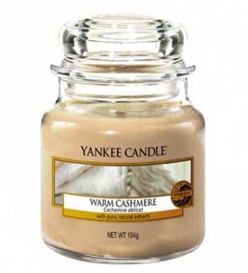 Cachemire Délicat - Petite Jarre Yankee Candle - 1