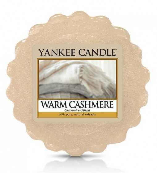 Cachemire Délicat - Tartelette Yankee Candle - 1