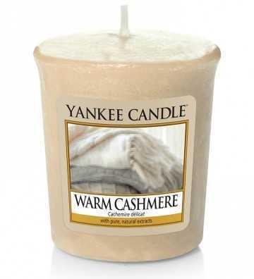 Cachemire Délicat - Votive Yankee Candle - 1
