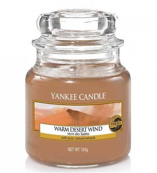 Vent des sables - Petite Jarre Yankee Candle - 1