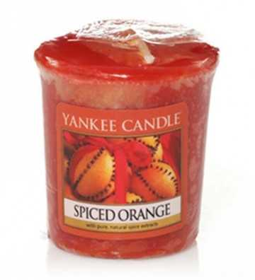 Orange Épicée - Votive Yankee Candle - 1