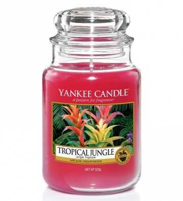 Jungle Tropicale - Grande Jarre Yankee Candle - 1