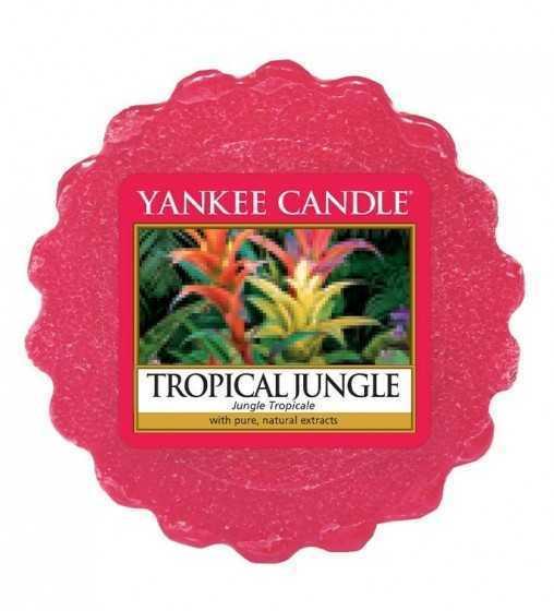 Jungle Tropicale - Tartelette Yankee Candle - 1