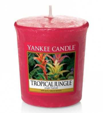 Jungle Tropicale - Votive Yankee Candle - 1