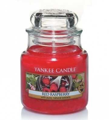 Framboise Rouge - Petite Jarre Yankee Candle - 1