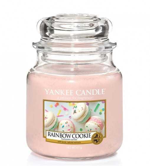 Fantaisies Sucrées - Moyenne Jarre Yankee Candle - 1