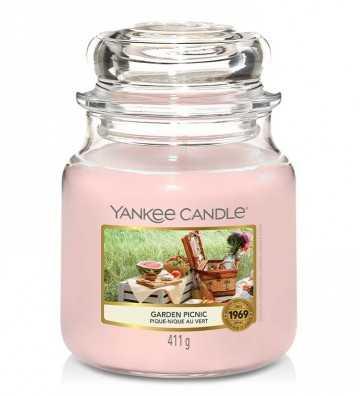 Pique-nique au Vert - Moyenne Jarre Yankee Candle - 1